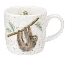 Mug Paresseux, Wrendale Designs