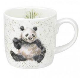 Mug Panda, Wrendale Designs