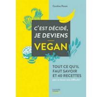 C'est décidé, je deviens vegan, Hachette cuisine