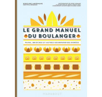 Le grand manuel du boulanger, Marabout