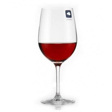 Coffret de 6 verres à Bourgogne Ciao+, Léonardo
