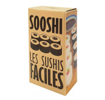 Kit sushi Sooshi, Cookut