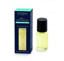 Concentré de parfum Lin et Petitgrain, Esteban