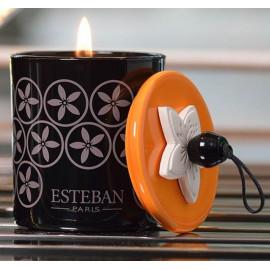 Bougie décorative parfumée Néroli, Esteban