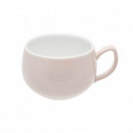 Tasse à café Salam Thé Rose poudré, Guy Degrenne