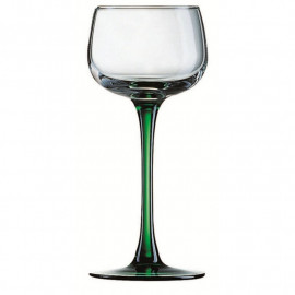 acheter coffret de 6 verres vin du rhin vert agap. Black Bedroom Furniture Sets. Home Design Ideas