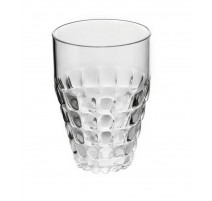 Coffret 6 verres transparent Tiffany, Guzzini