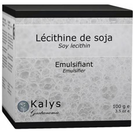 Lécithine de soja, Kalys Gastronomie