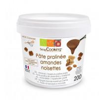 Pâte pralinée Amandes-noisettes, ScrapCooking