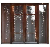 Rideau lumineux 120 micro LED, Blachère illumination