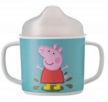 Tasse avec anses Peppa Pig, Petit Jour Paris