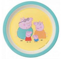 Assiette bébé Peppa Pig, Petit Jour Paris