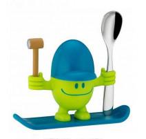 Coquetier vert Mister Egg, WMF