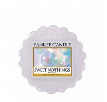 Tartelette Sweet nothings, Yankee Candle