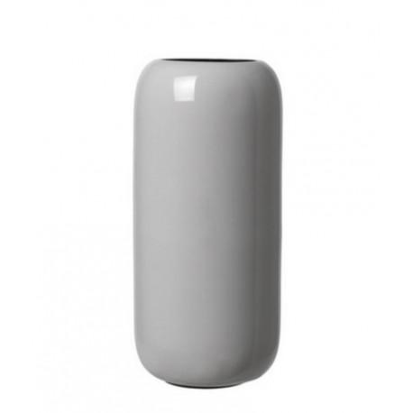 Vase gris clair Lily, Blomus
