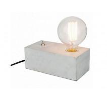 Lampe béton à poser Switch On, La Chaise Longue
