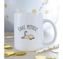 """Mug """" Chat M'épuise """", La Chaise Longue"""