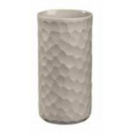 Vase Carve Gris ciment, Asa Selection