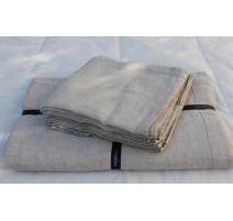 Nappe Lin Nais Naturel, Harmony Textile