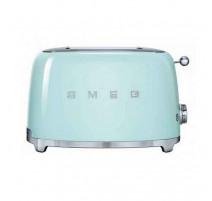 Toaster 2 tranches Années 50 Vert, SMEG