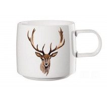 Mug Cerf, Asa Selection