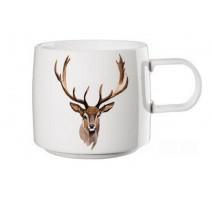 Mug Cerf, Asa Selection