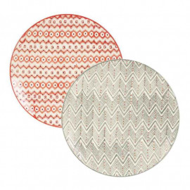Assiette plate Santa Fe, Table Passion