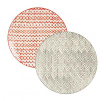 Assiette plate Santa Fe, Table Passion