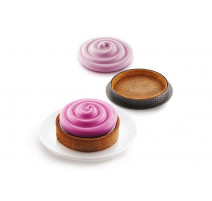 Kit Mini tarte Twist, Silikomart