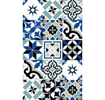 Tapis Ceramic Bleu, Beaumont