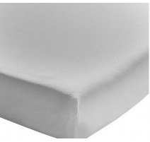 Drap housse Soft Line blanc, Essix