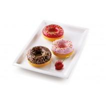 Moule silicone 6 donuts, Silikomart