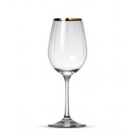 Coffret 6 verres à vin Romance, Salt & Pepper