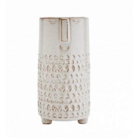 Achat Vente Vase Céramique Visage Madame Stoltz Accessoire De
