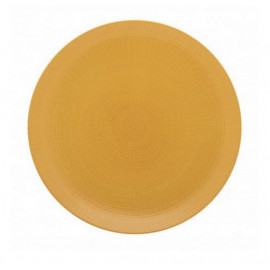 Assiette dessert Modulo Nature Ocre, Guy Degrenne