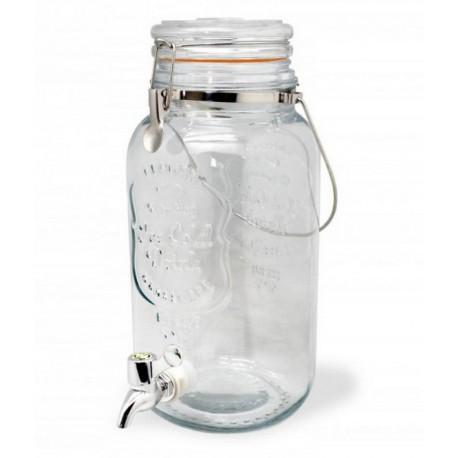 Distributeur à boisson 4 litres, Vin Bouquet