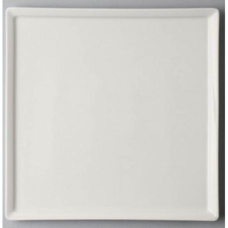 Assiette carrée 25 cm Allspice, Rak Porcelain
