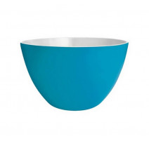 Saladier Duo Bleu Aqua et Blanc, Zak Designs