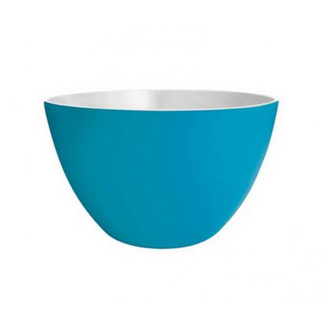 Saladier Duo Bleu Aqua et blanc, Zac Designs