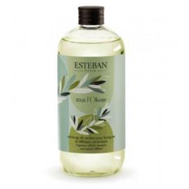 Recharge de parfum 500ml Sous l'Olivier, Esteban