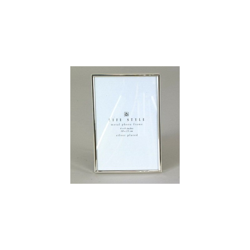 cadre photo jonc argent pour photo 13x18cm 2200t20. Black Bedroom Furniture Sets. Home Design Ideas
