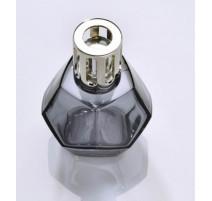 Coffret lampe Géometry Réglisse, Lampe Berger