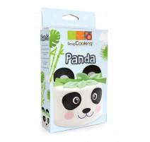 Kit déco azyme Panda, ScrapCooking