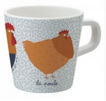 """Mug avec anse """"La Ferme"""", Petit Jour Paris"""