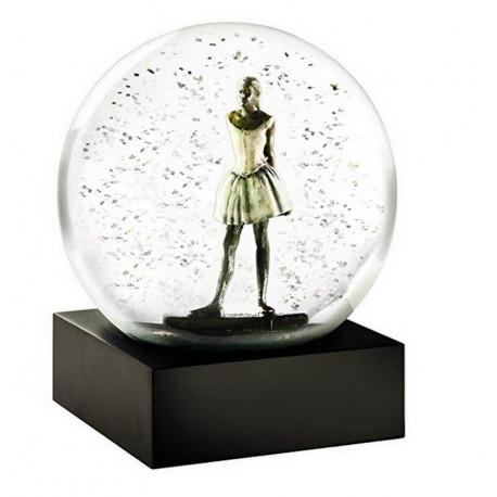Boule à neige Danseuse de Degas, CoolSnowGlobes