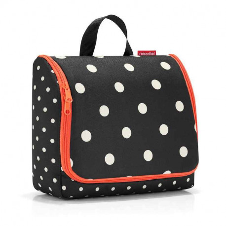 Trousse de toilette à suspendre XL Mixed dots, Reisenthel