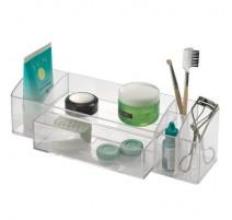 Organiseur de salle de bain avec tiroir, Interdesign