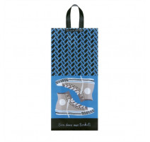 Poche à chaussures Bien dans mes Baskets, Derrière la porte