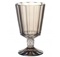 Coffret de 4 verres à vin blanc Opéra Smoke, Villeroy & Boch