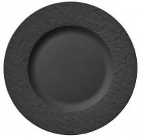 Assiette plate Manufacture Rock, Villeroy et Boch